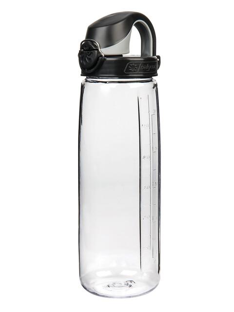 Nalgene Everyday OTF Trinkflasche 700ml transp./schwarz